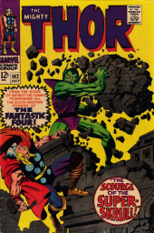 Thor (1966) -142- The Scourge of the Super-Skrull!