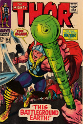 Thor (1966) -144- This Battleground Earth!