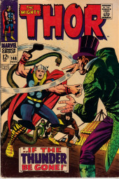 Thor (1966) -146- -- If the Thunder Be Gone!