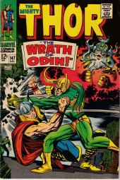 Thor (1966) -147- The Wrath of Odin!