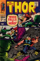 Thor (1966) -149- When Falls a Hero!