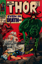 Thor (1966) -150- Even in Death...