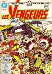 Les vengeurs (Éditions Héritage) -9495- Le demi)dieu doit mourir !
