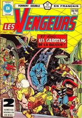 Les vengeurs (Éditions Héritage) -9899- Demain meurt aujourd'hui