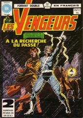 Les vengeurs (Éditions Héritage) -116117- L'enquête sur hier