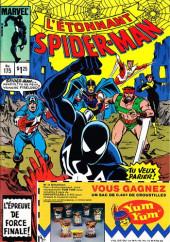 L'Étonnant Spider-Man (Éditions Héritage) -175- Le héros et l'holocauste !