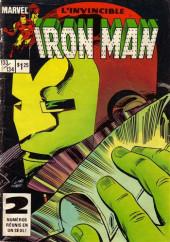L'invincible Iron Man (Éditions Héritage) -133134- Une fois Vengeur, toujours Vengeur !
