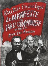 Le manifeste du parti communiste (Rowson) - Le Manifeste du parti communiste