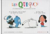 Les qui Quoi -5- Les Qui Quoi et le chien moche dont personne ne veut