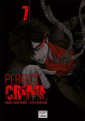 Perfect crime -7- Tome 7