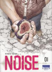 Noise (Tsutsui) -1- Tome 1