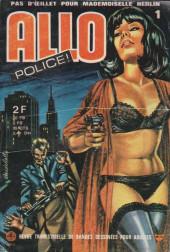 Allo police ! -1- Pas d'oeillet pour mademoiselle Herlin