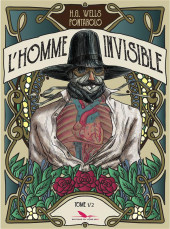 L'homme invisible (Pontarolo) -1- Tome 1/2