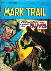 Mark Trail -8- Prisonnières dans l'antre des fauves