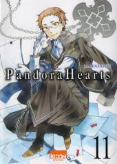 Pandora Hearts -11a- Tome 11