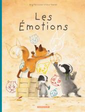 La famille Blaireau-Renard -1- La Famille Blaireau-Renard présente les émotions