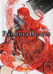 Pandora Hearts -15a- Tome 15