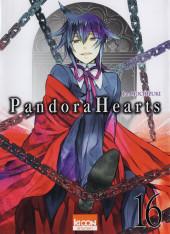 Pandora Hearts -16a- Tome 16
