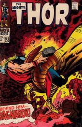 Thor (1966) -157- Behind Him...Ragnarok!