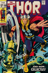 Thor (1966) -160- And Now... Galactus!