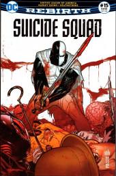Suicide Squad Rebirth (DC Presse) -15- Tome 15