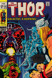 Thor (1966) -162- Galactus is Born!