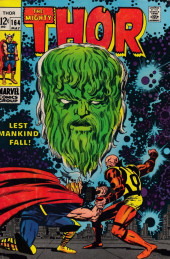 Thor (1966) -164- Lest Mankind Fall!