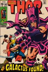 Thor (1966) -168- Galactus Found!