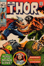 Thor (1966) -172- The Immortal and the Mind-Slave!
