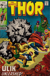 Thor (1966) -173- Ulik Unleashed!