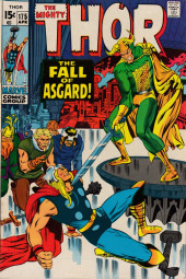 Thor (1966) -175- The Fall of Asgard!
