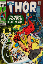 Thor (1966) -180- When Gods Go Mad!