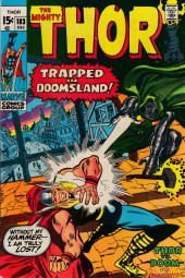 Thor (1966) -183- Trapped in Doomsland