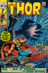 Thor (1966) -185- In the Grip of Infinity!