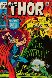 Thor (1966) -188- The End of Infinity!