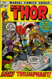 Thor (1966) -194- This Fatal Fury!