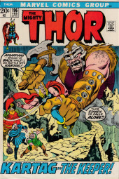 Thor (1966) -196- Within the Realm of Kartag!