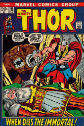 Thor (1966) -198- --And Odin Dies!