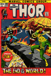 Thor (1966) -200- Beware! If This Be... Ragnarok!