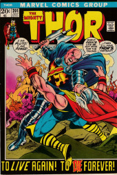 Thor (1966) -201- Resurrection!
