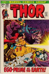 Thor (1966) -202- --And None Dare Stand 'Gainst Ego-Prime!