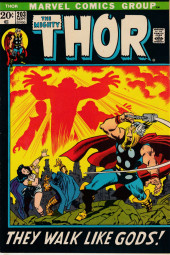 Thor (1966) -203- They Walk Like Gods!