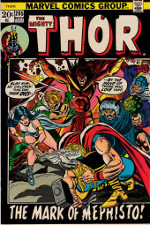 Thor (1966) -205- A World Gone Mad!
