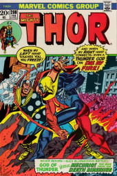 Thor (1966) -208- The Fourth-Dimensional Man!