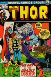 Thor (1966) -209- Warriors in the Night!