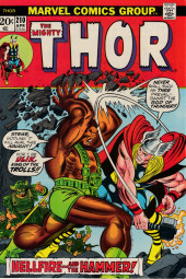 Thor (1966) -210- The Hammer and the Hellfire!