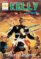 Kelly ojo magico (Vértice - 1981) -3- La isla de los gritos