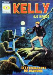 Kelly ojo magico (Vértice - 1981) -4- El extravagante Dr. Diamond