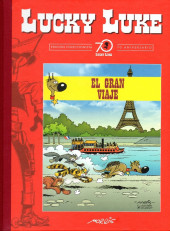 Lucky Luke (Edición Coleccionista 70 Aniversario) -86- El gran viaje