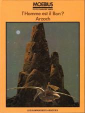 Moebius œuvres complètes -2a83- L'homme est il bon? arzach